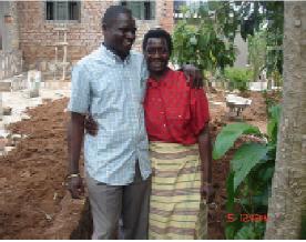 Mawanda and his Wife